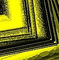 Yellow Over Yellow Art by Mario Perez