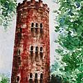 Yokahu Tower  by Zaira Dzhaubaeva