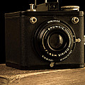 You Push The Button We Do The Rest Kodak Brownie Vintage Camera by Edward Fielding