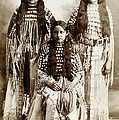 Young Kiowa Belles 1898 by Unknown