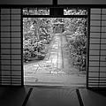 Zen Garden Walkway by Daniel Hagerman