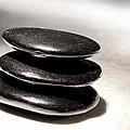 Zen Stones by Olivier Le Queinec
