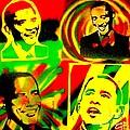 4 Rasta Obama by Tony B Conscious