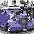Hot Rod Purple by Steve McKinzie