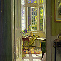 Interior Morning  by Patrick Williams Adam