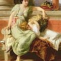 Pompeii by Alfred W Elmore