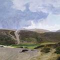 Scandinavian Landscape  by Janus la Cour