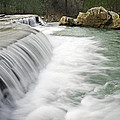 0804-0012 Six Finger Falls 1 by Randy Forrester