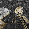 19th-century Mining by Sheila Terry
