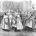 1st Vatican Council, 1869 by Granger