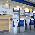Airport Check In Terminals by Jaak Nilson