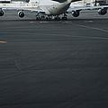 Airport Tarmac by Shannon Fagan