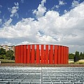 Alcorcon Arts Creation Centre by Carlos Dominguez