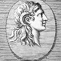 Alexander The Great (356-323 B.c.) by Granger