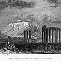 Athens: Olympian Zeus by Granger