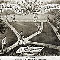 Baseball Polka, 1867 by Granger