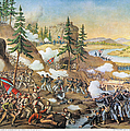 Battle Of Chattanooga 1863 by Granger