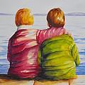 Best Friends by Debra  Bannister