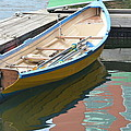 Boats Of Boston Harbor by Susan McNamara