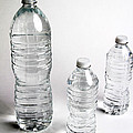 Bottled Water by Photo Researchers
