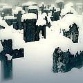 Cemetery by Joana Kruse