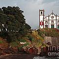 Church By The Sea by Gaspar Avila