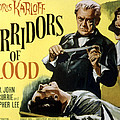 Corridors Of Blood, Boris Karloff, 1958 by Everett