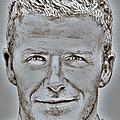 David Beckham In 2009 by J McCombie
