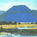 Derr Mountain by Robert Bissett