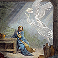DorÉ: The Annunciation by Granger