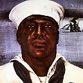 Dorie Miller  Print by War Is Hell Store