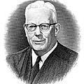 Earl Warren (1891-1974) by Granger