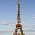 Eiffel Tower Print by Melanie Viola