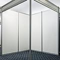Empty Exhibition Booth by Jon Boyes