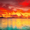 Fantasy Sunset by MotHaiBaPhoto Prints