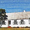 Farm House by Werner Lehmann