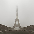 Foggy Morning In Paris by Metro DC Photography