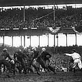FOOTBALL GAME, 1925 Print by Granger