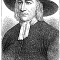 George Fox (1624-1691) by Granger