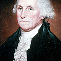 George Washington, 1st American by Photo Researchers