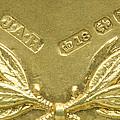 Gold Hallmarks, 1897 by Sheila Terry
