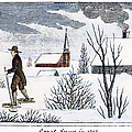 Great Snow Of 1717 by Granger