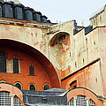 Hagia Sophia Byzantine Architecture by Artur Bogacki