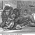 IGNATIUS OF ANTIOCH (c35-110) Print by Granger