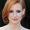 Jessica Chastain At Arrivals For The by Everett