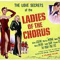 Ladies Of The Chorus, Adele Jergens by Everett