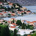 Lagada. Chios Greece  by Emmanuel Panagiotakis