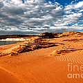 Lake Powell Morning Clouds by Thomas R Fletcher
