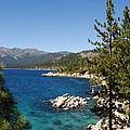 Lake Tahoe Shoreline by Scott McGuire