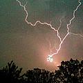 Lightning Strike by Kristina Chapman